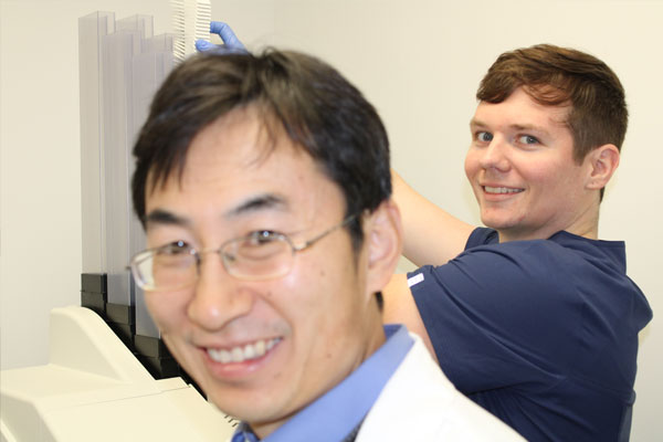 Enso Discoveries Lab staff